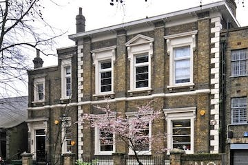 3 Highbury Crescent, London, Offices To Let - External (1)