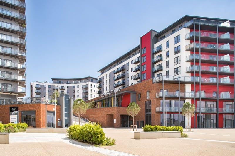 Centenary Quay Phase 3, Southampton