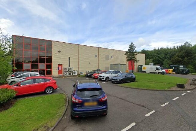 2 Redwood Crescent, Peel Park, East Kilbride, Glasgow, Industrial To Let - StreetMap