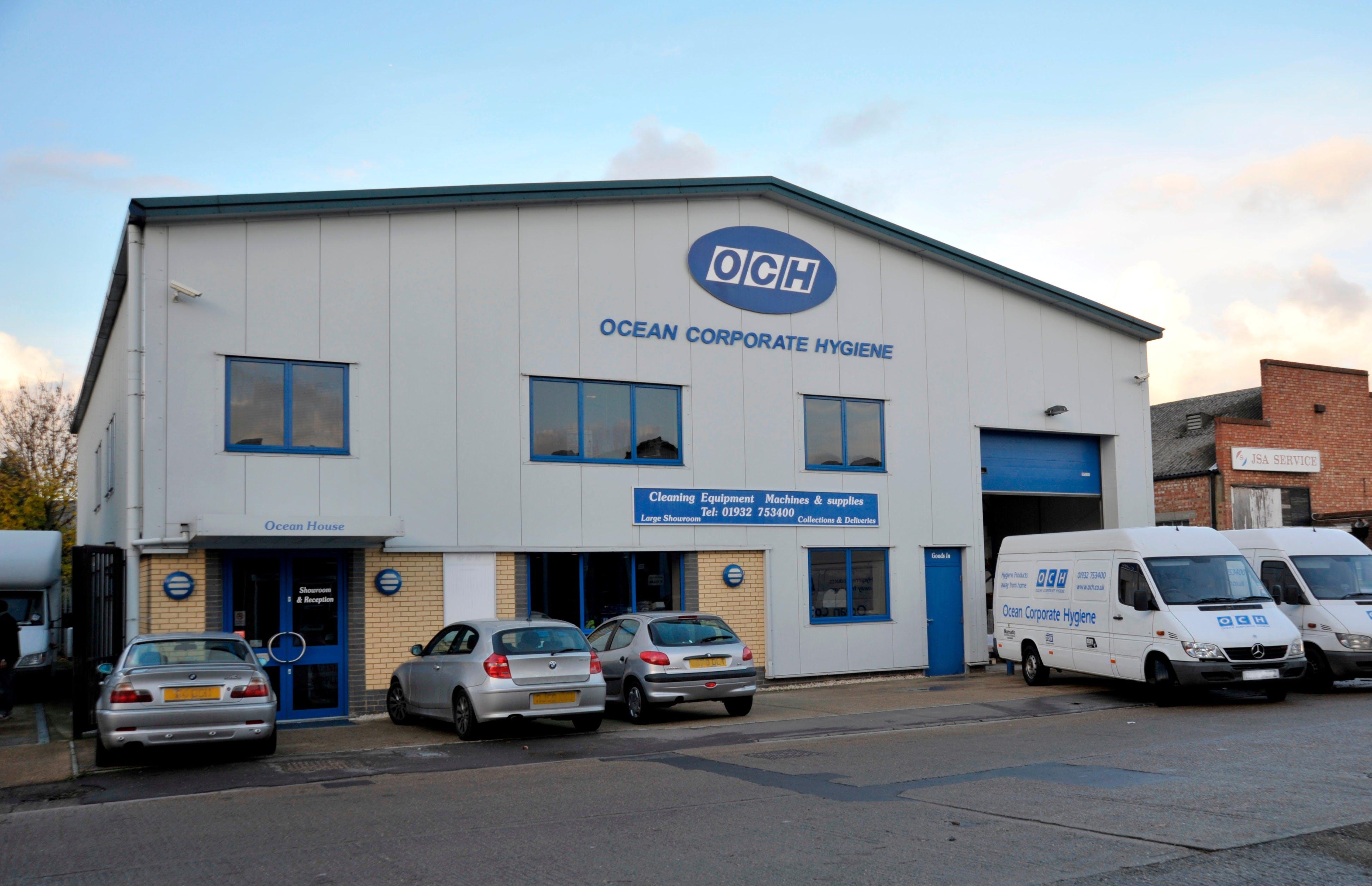 Ocean House, Sunbury, Industrial To Let - Ocean House.jpg