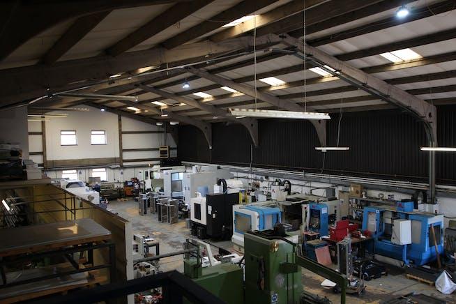 7B Woolmer Trading Estate, Bordon, Warehouse & Industrial To Let - IMG_1544.JPG
