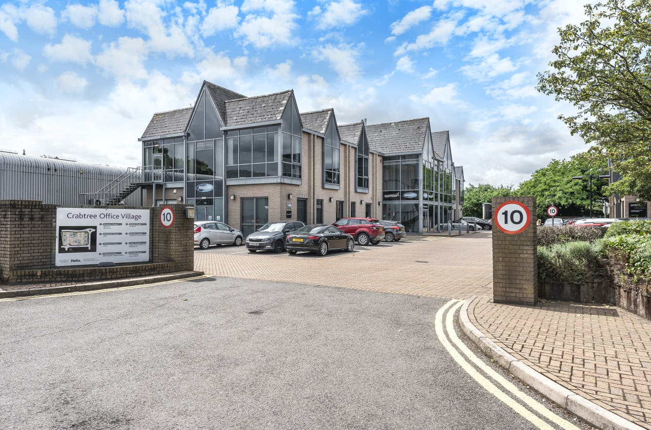 Monarch House, Egham, Office To Let - Monarch House 1.jpg