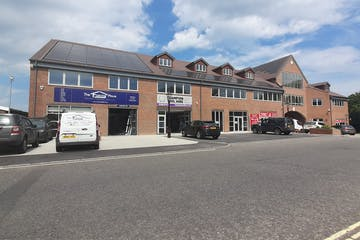 Champion House, Wella Road, Basingstoke, Offices To Let - Image 1