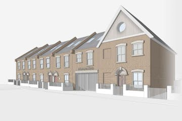 Primrose Mews, 112 Pembury Road, Tonbridge, Development (Land & Buildings) For Sale - Proposed scheme image 1.JPG