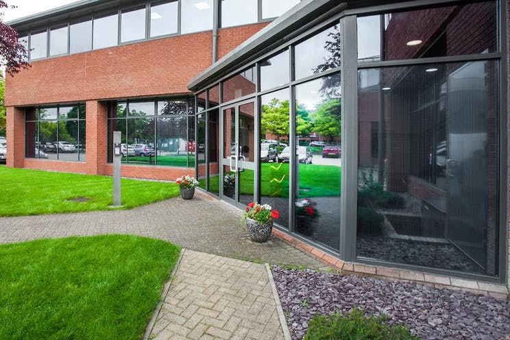 Sentinel House, Fleet, Offices To Let - Entry