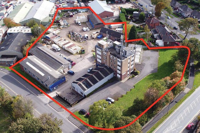2 Rotherham Road, Sheffield, Offices / Warehouse & Industrial / Development (Land & Buildings) / Investments For Sale - Cover-Plan.jpg
