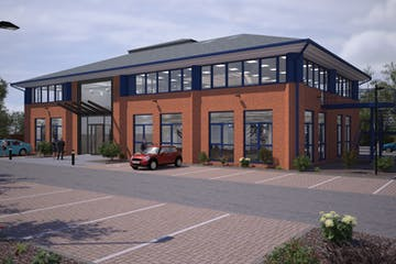 Quoin House, Fishponds Road, Wokingham, Office To Let - Quion House CGI.jpg