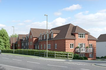 Bellway House, Station Road, Redhill, Investment For Sale - Image of New Apaartments