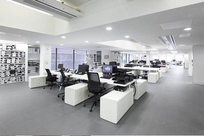 24 Britton Street, London, Offices To Let - Internal (1)