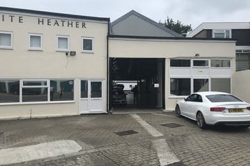 White Heather Garage, 1 Richmond Road, Southsea, Industrial To Let - Richmond Road.jpg