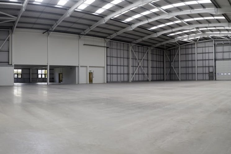 Unit 1 Total Park, Theale, Reading, Industrial To Let / For Sale - unit 1 Image 10  pano LR.jpg