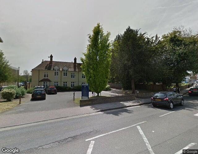 The Old Rectory, Weybridge, Offices To Let - Street View