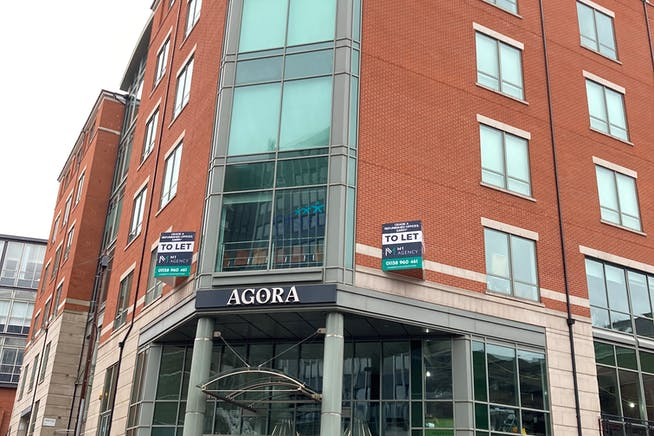 Agora, Cumberland Place, Nottingham, Office To Let - Front.jpg