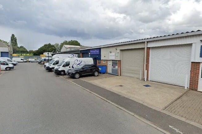 Unit 16 Swan Industrial Estate, Rosemary Road, London, Industrial To Let - Street View