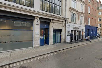 10 Bateman Street, London, Offices To Let - Street View