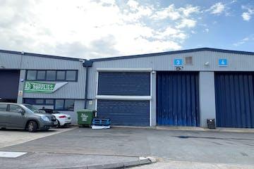 Unit 3 Oxford Road Industrial Estate, Reading, Industrial To Let - Oxford Road Industrial Estate