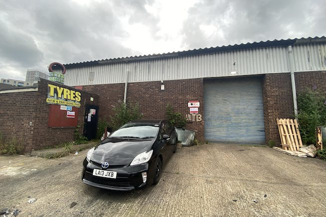 Units 13-14 Thornham Grove Industrial Estate, London, Industrial To Let - IMG_4662.JPEG
