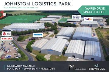 Johnston Logistics Park, Harling Road, Snetterton, Distribution Warehouse To Let - Snetterton.JPG