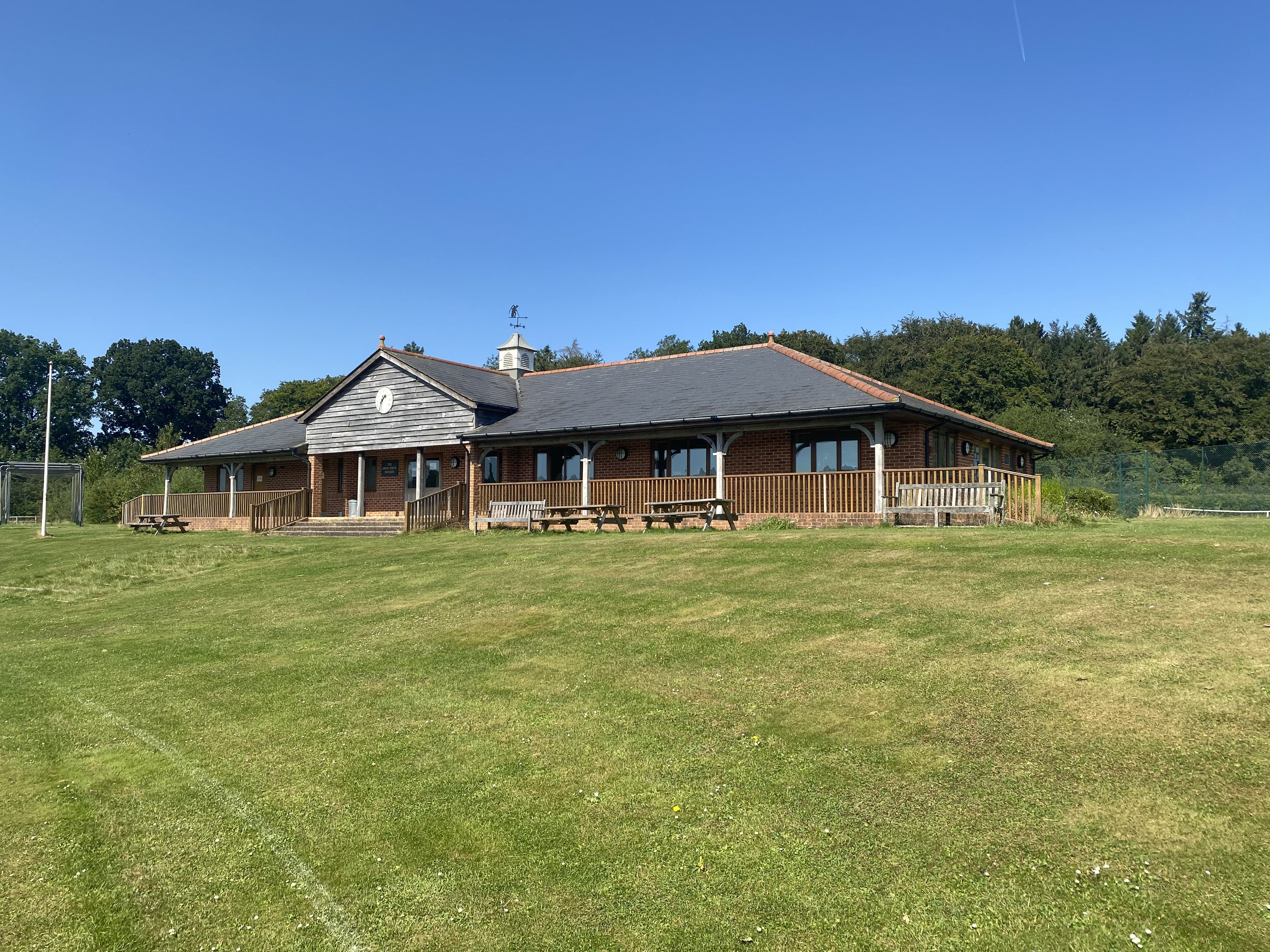 Little Crickets, The Sports Pavilion, Herriard Green, Basingstoke, D1 (Medical/ Education) To Let - pic1.jpeg