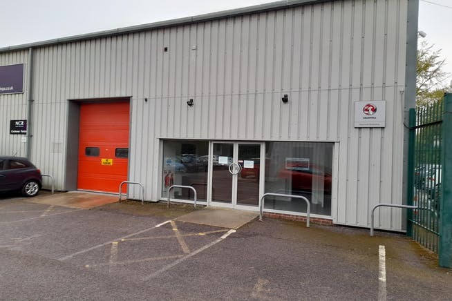 J Davy, Churchill Way West, Basingstoke, Warehouse & Industrial To Let / For Sale - Image 2