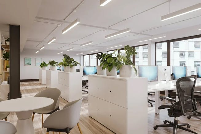 Pegasus House, London, Offices To Let - Indicative CGI (1)