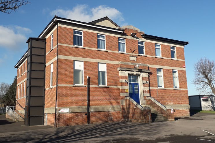 Fareport Business Centre, St Vincent College, Gosport, Industrial, Office, Leisure To Let - Fareport Building Main image.jpg