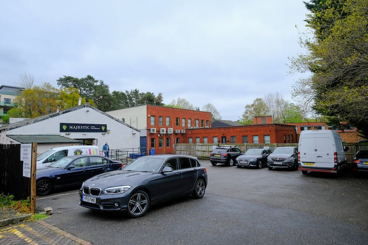 84-100, Park Street, Camberley, Development (Land & Buildings) / Investment Property / Offices / Retail For Sale - rear no 8488.jpg