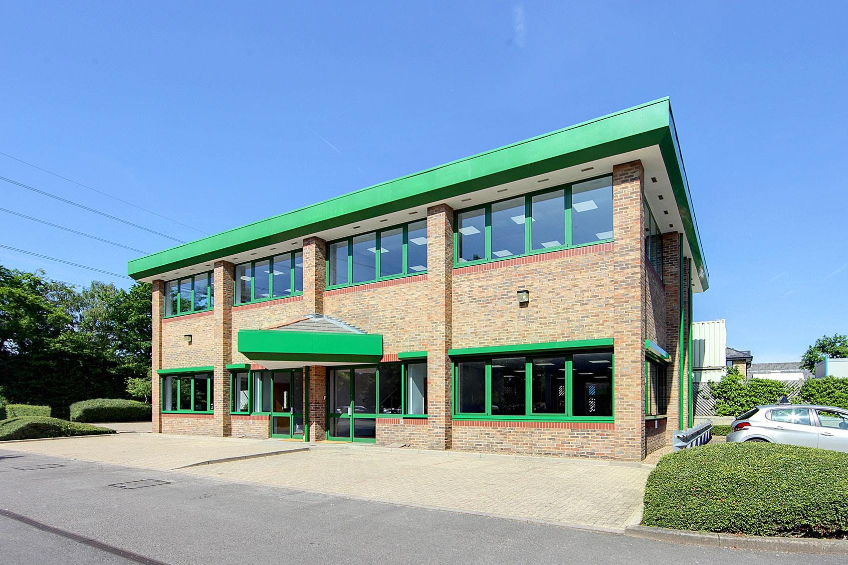 The Forum, 5 The Forum, Chertsey, Office To Let - front.jpg