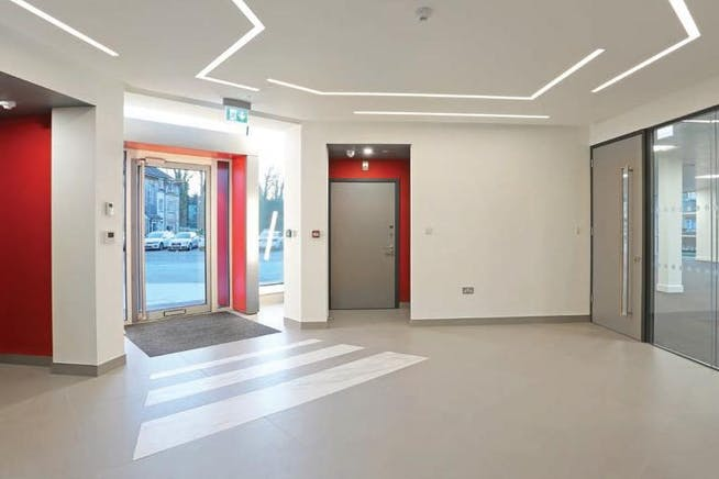 Gateway, Woodbridge Road, Guildford, Office To Let - Reception.jpg