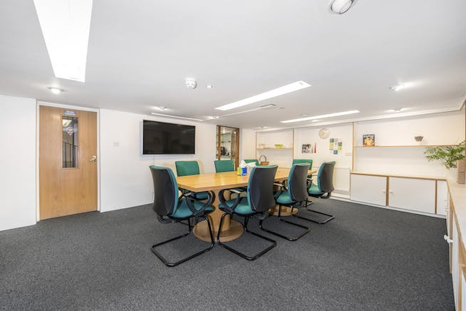 Tithe Barn Church Road, Thame, Office / Residential / Investment To Let - MEETING ROOM 1.jpg