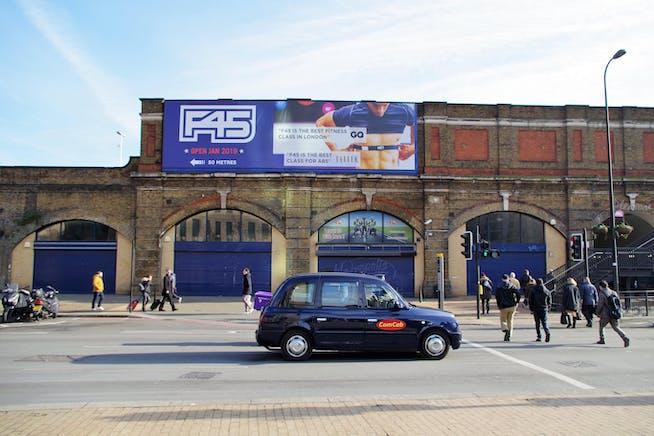 Arch 62 Albert Embankment / Goding Street, Vauxhall, Retail / Leisure To Let - Front.JPG