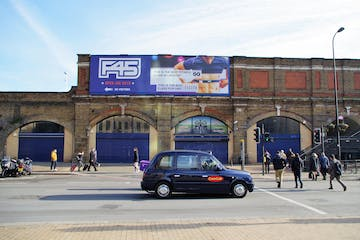 Arch 62 Albert Embankment / Goding Street, Vauxhall, Retail / Leisure To Let - Front.JPG