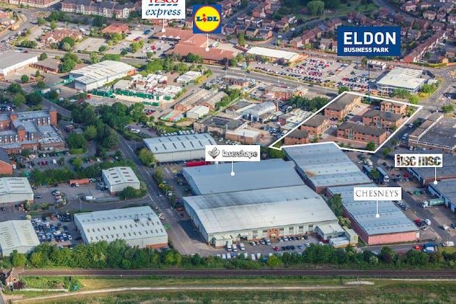 Unit 32 Eldon Business Park, Eldon Road, Nottingham, Office To Let - Eldon road nottingham x 2.JPG