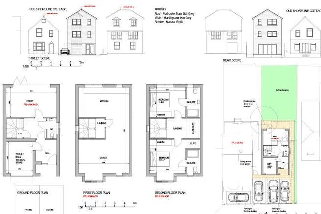 Old Shoreline Cottage, Tram Road, Rye, Land For Sale - Tram Road Development Plans1024_1.jpg
