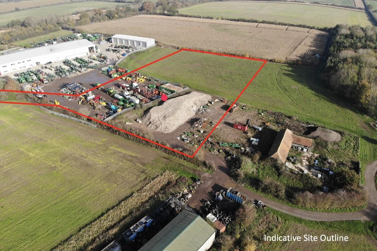 Industrial Development, Rycote Lane Farm, Milton Common, Office / Industrial To Let - WEST OUTLINE.jpg