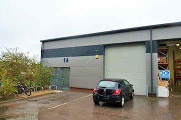 Unit 14, Anglo Industrial Park, Wokingham, Industrial To Let - 14.jpg