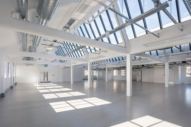 The Gramophone Works, Kensal, Kensal Town, Offices To Let - Internal (1)