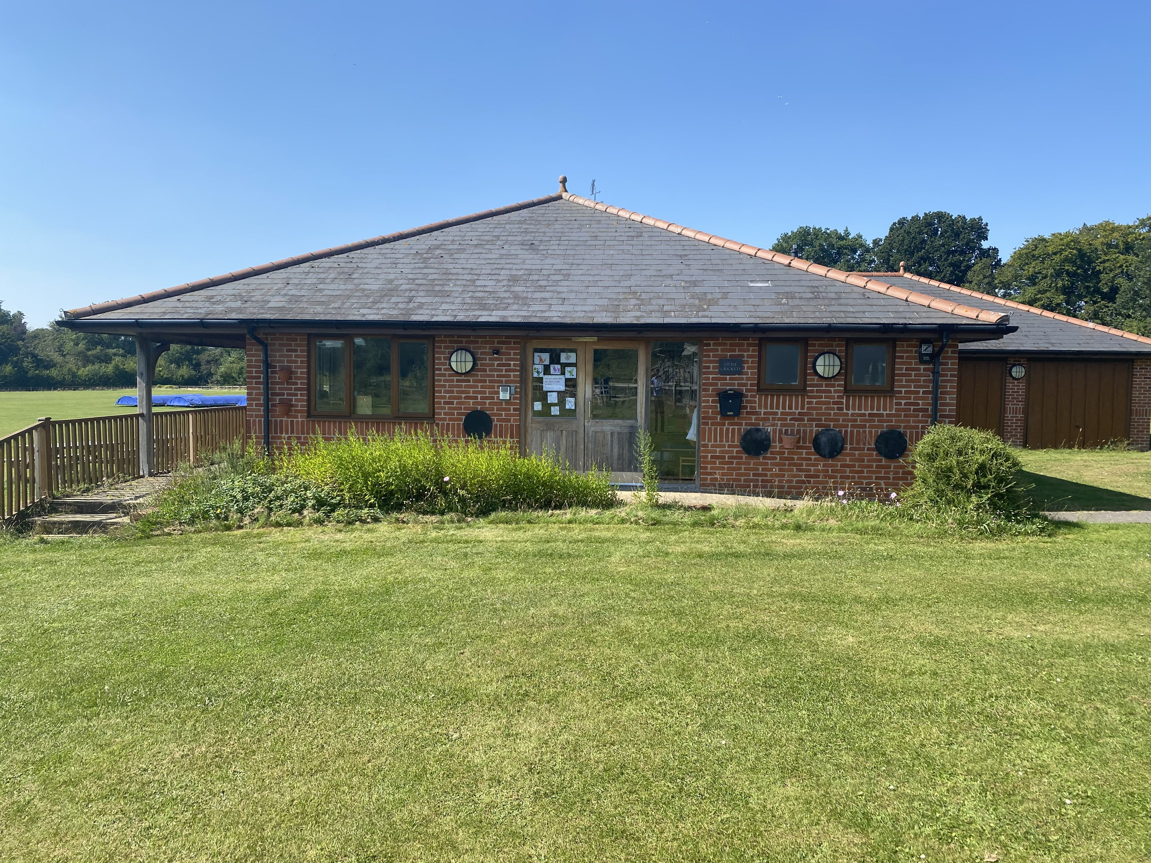 Little Crickets, The Sports Pavilion, Herriard Green, Basingstoke, D1 (Medical/ Education) To Let - pic2.jpeg