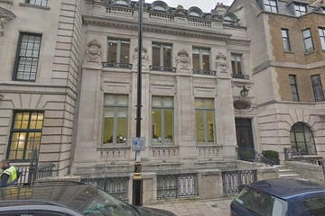 12 Devonshire Street, London, Office To Let - Street View