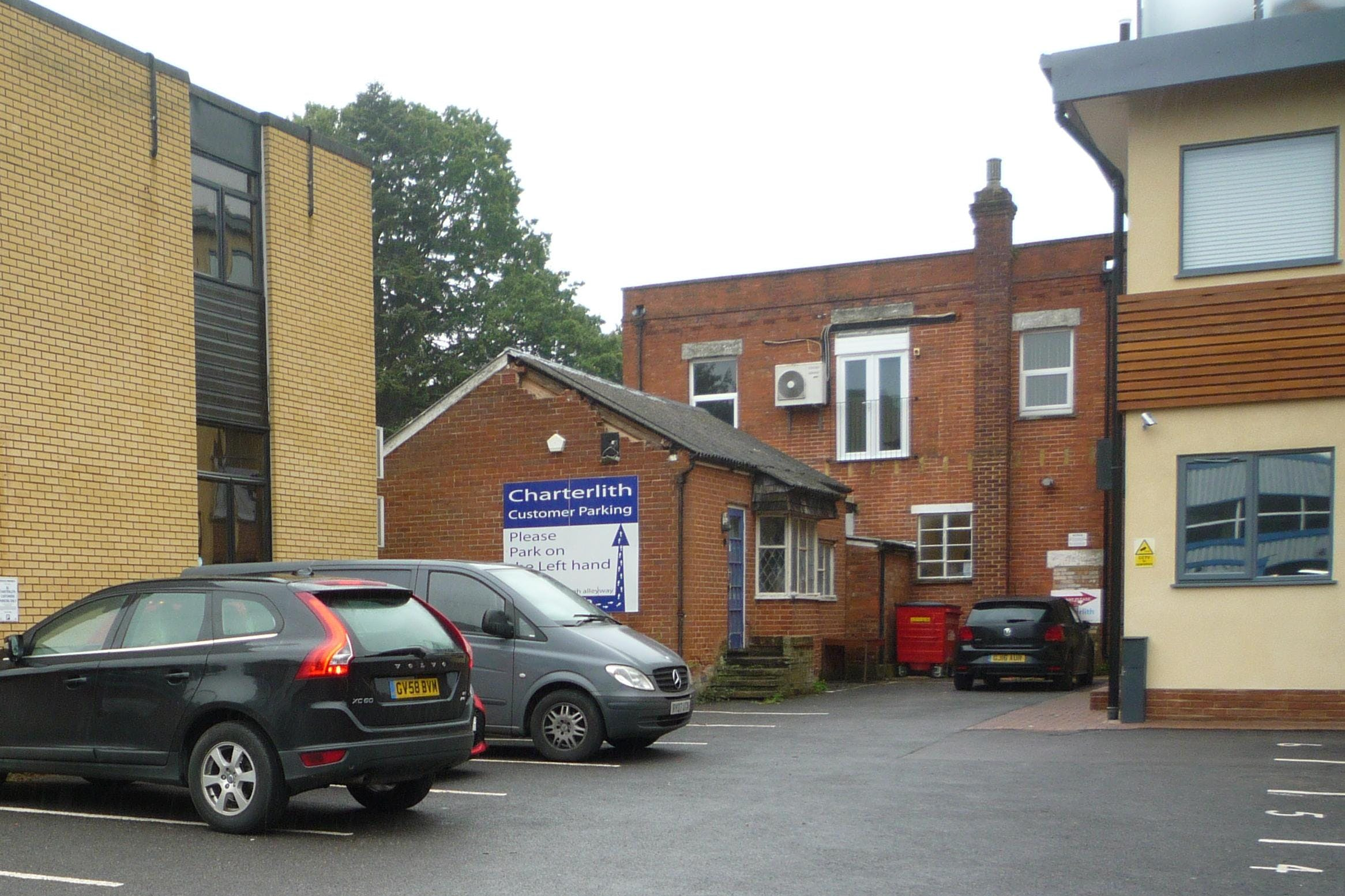 30 Reading Road South, Fleet, Office To Let - P1040358.JPG