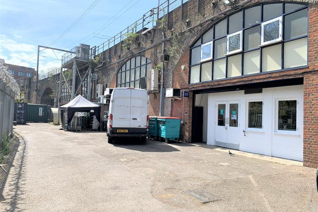 Arches 20, 21 And 22 Hartland Road, Camden, Industrial / Offices To Let - Hartland Road Camden  Arches 20 21 and 22.jpg
