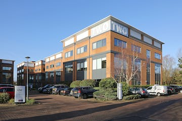 Two Waterside Drive, Theale, Office To Let - ExternalTwoWaterside.jpg