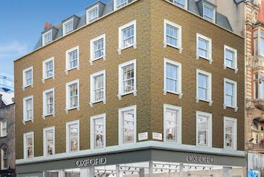 56 Berwick Street, London, Office To Let - exterior.JPG - More details and enquiries about this property
