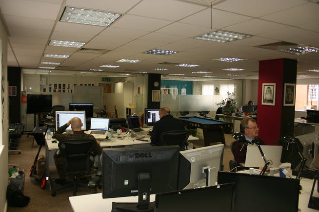 Molex House, Millennium Centre, Crosby Way, Farnham, Offices To Let - IMG_0064.JPG