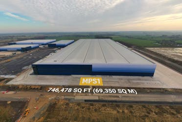 MPS1, Magna Park South Lutterworth, Lutterworth, Industrial To Let - MPS1  Oct.png - More details and enquiries about this property