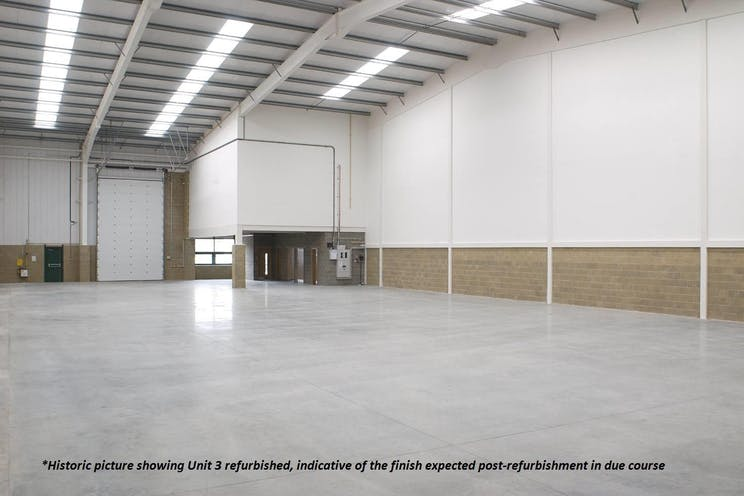 Units 2 & 3 Cobbett Park, Moorfield Road, Guildford, Warehouse & Industrial To Let - Unit 3 Internal