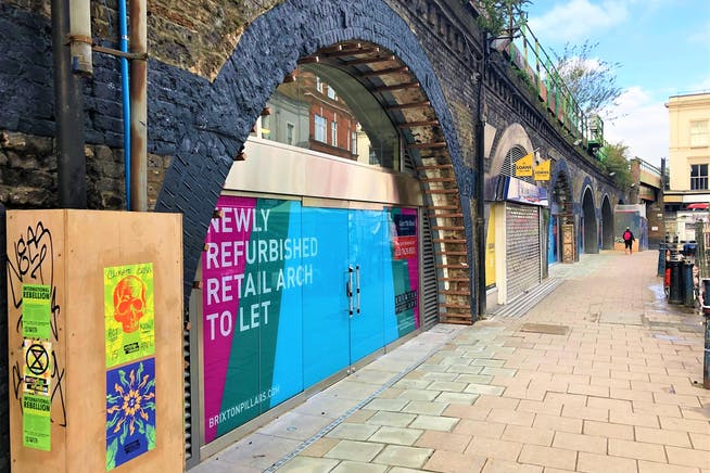 Unit 6 (Arch 580), Brixton Station Road, Brixton Pillars, Brixton, Retail To Let - Retail External .jpeg