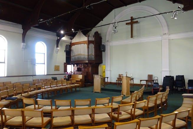 Brentwood Methodist Church, Warley Hill, Brentwood, Development (Land & Buildings) / Offices / Suis Generis (other) / Restaurant / Retail For Sale - DSC01779.JPG