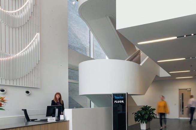 Pinehurst II, Farnborough Business Park, Farnborough, Offices To Let - Reception.jpg