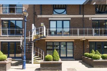Plantation Wharf, York Place, Battersea, Offices To Let - External (1)